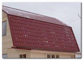 Выбор крыши при строительстве дома